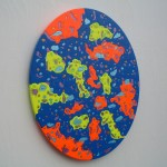 """Artistic Infection a painting by Rosco """"Carrico"""" Crooke"""
