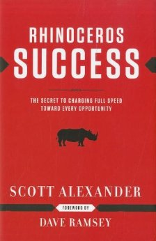 Rhinoceros Success book cover pic
